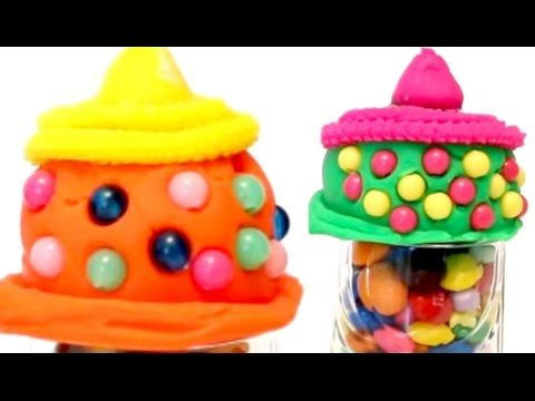 Play-Doh Ice Cream DISNEY Surprise Toys video for KIDS - YouTube