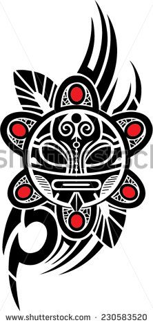 9 best iz images on Pinterest | Puerto rico tattoo, Taino ...