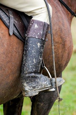 Equestrian, the sign that you came back from a really really really good day hunting. #foxhunting
