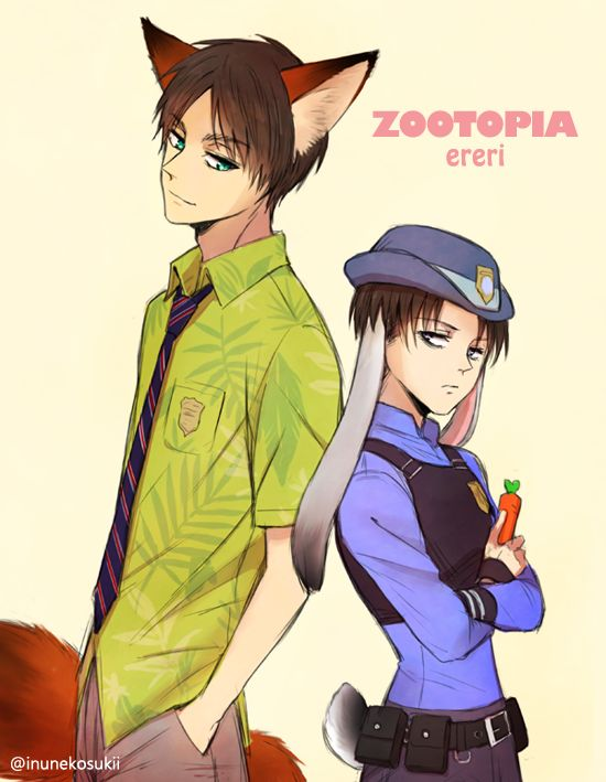 Omg! This is sooo good! Plus Levi you're a girl XD