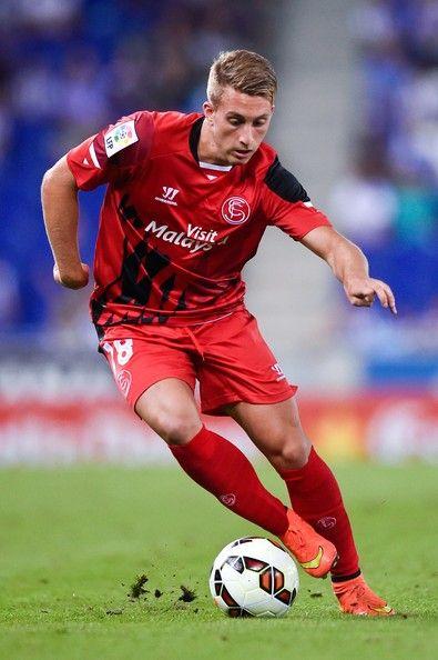 Gerard Deulofeu of Sevilla FC