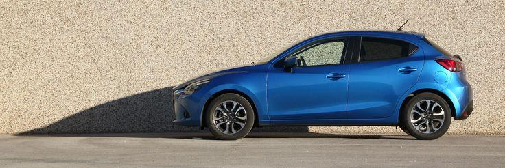 Mazda Mazda - http://www.vezess.hu/teszt/uj-mazda2/58499/