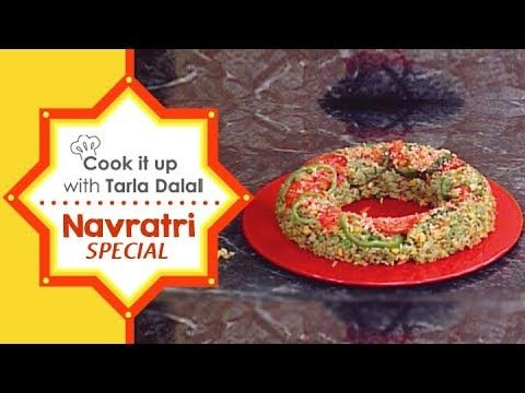 Navratri Special Recipes | Cook It Up With Tarla Dalal | Corn & Vegetable Handwa