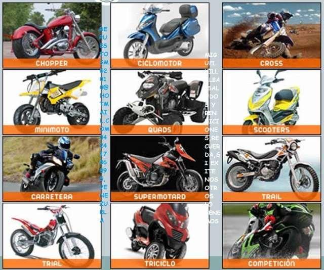 Moto usadas,importadas,kawasaki,honda,yamaha,suzuki,vendo,00584241786895,miguel villalba