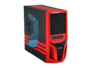 $35 after rebate - RAIDMAX Blade ATX-298WR Black/Red Steel / Plastic ATX Mid Tower Computer Case