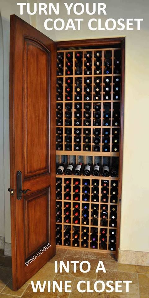 #winelife I'll never understand how you can have that much wine in your house and NOT drink it. js
