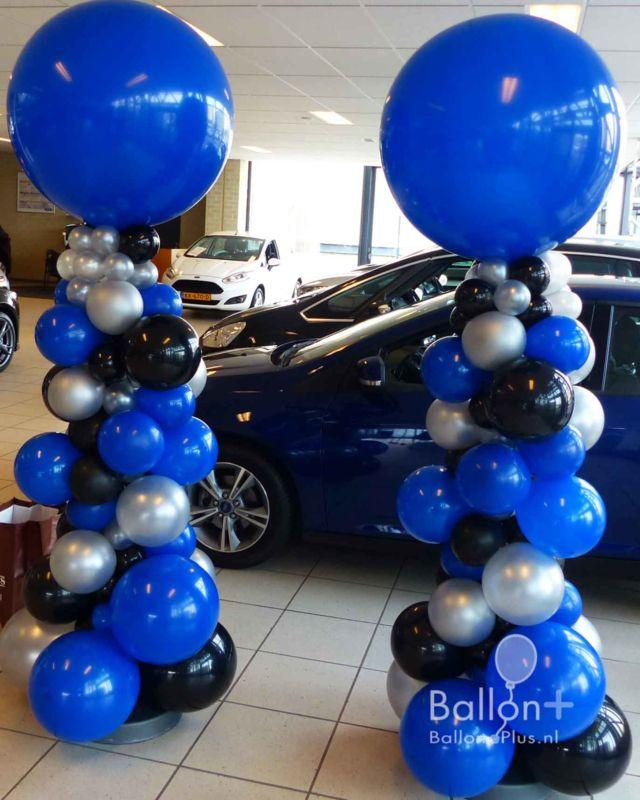 Bij Een Speciale Gelegenheid Zijn Deze Organische Ballonnen