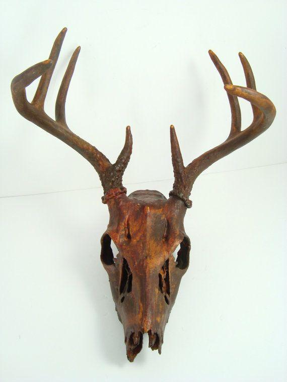 LargeBlack Iron and Rust and Natural Patina by MayaJadeCreations, $335.00