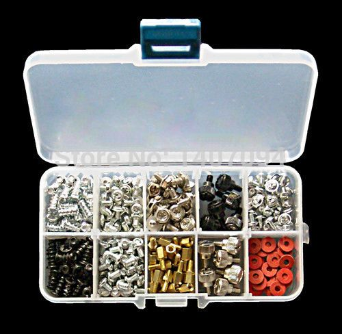 2016 Special Offer Sale Spacer Bolt Rivet Nut Computer Assembly Diy Conventional Screw Necessary Screws Tool Box Free Shipping #CLICK! #clothing, #shoes, #jewelry, #women, #men, #hats, #watches
