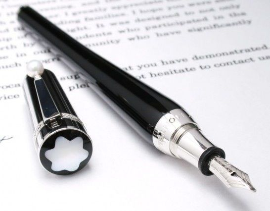 how to tell if a mont blanc pen is real