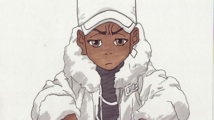 Gangster Hood Cartoon Characters : Best images about riley freeman on pinterest a well
