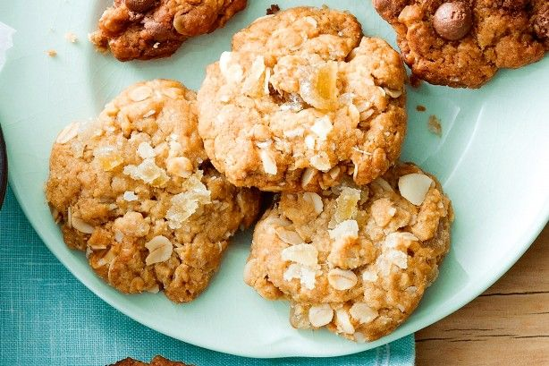 Our nutty twist on the classic Anzac biscuit will make them instant biscuit jar staples.