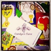 Free Tarot Reading - Close your eyes and think of a number. Find the answer revealed through your subconscious mind and Carolyn Clairvoyant's interpretation of her own deck and the Tarot.