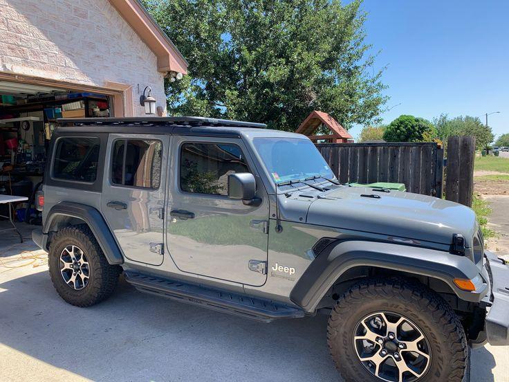Maximus3 Rhino Rack Roof Rack My Jeep Wrangler JL