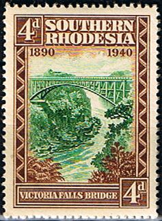 Southern Rhodesia 1940 BSA Jubilee SG 57 Fine Mint Scott 61 Other Commonwealth stamps for sale here