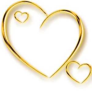 Gold Hearts love heart animated love quote gif i love you valentines day valentine's day love greeting