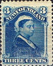 Newfoundland 1897 SG 65 Queen Victoria Scott 49 Fine Mint Other North American and British Commonwealth Stamps HERE!