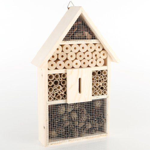 """""""Insektenhotel Brut- / Nistkasten für Insekten und Bienen"""" hier erhältlich: http://insektenhotel-kaufen.de/insektenhotel/insektenhotel-brut-nistkasten-fuer-insekten-und-bienen/"""