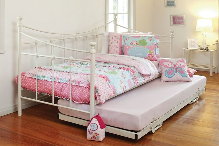 Batley Daybed Frame with Trundle by Nero Furniture