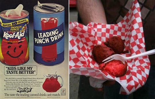 Deep-Fried Kool-Aid Balls: Not As Crazy As They Sound? — ABC News