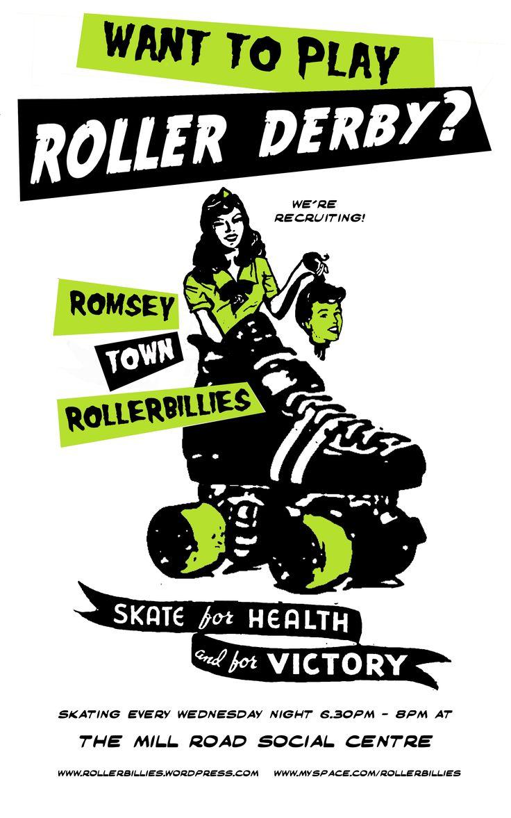 Romsey Town Rollerbillies