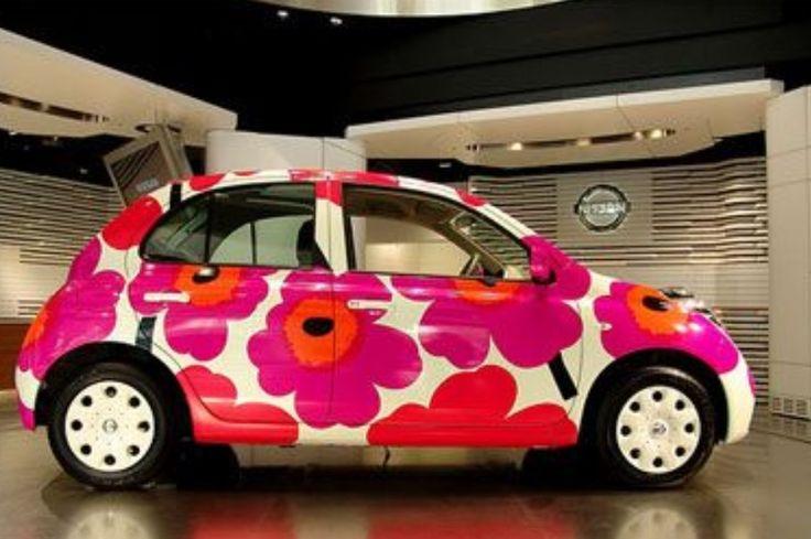 Unikko car