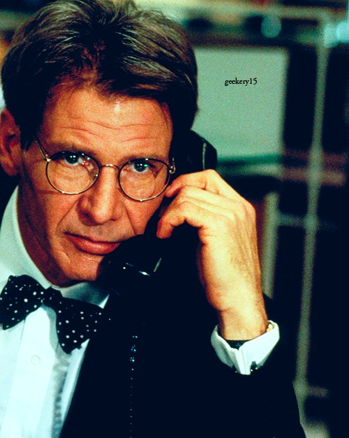"Harrison Ford as Linus Larrabee in ""Sabrina"" (1995)"