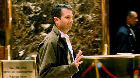 Senate intel panel seeks to question Donald Trump Jr. over meeting with Russian lawyer