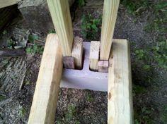 Easy log rack