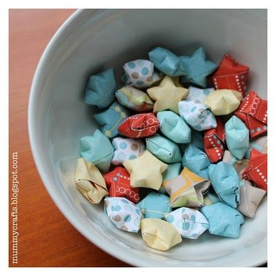 origami stars: Origami Stars, Paper Stars, Gift, Lucky Stars, Kids Lunches, Special Stars, Lunches Boxes, Paper Strips, Crafty Mummy