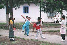 Children's games from around the world.