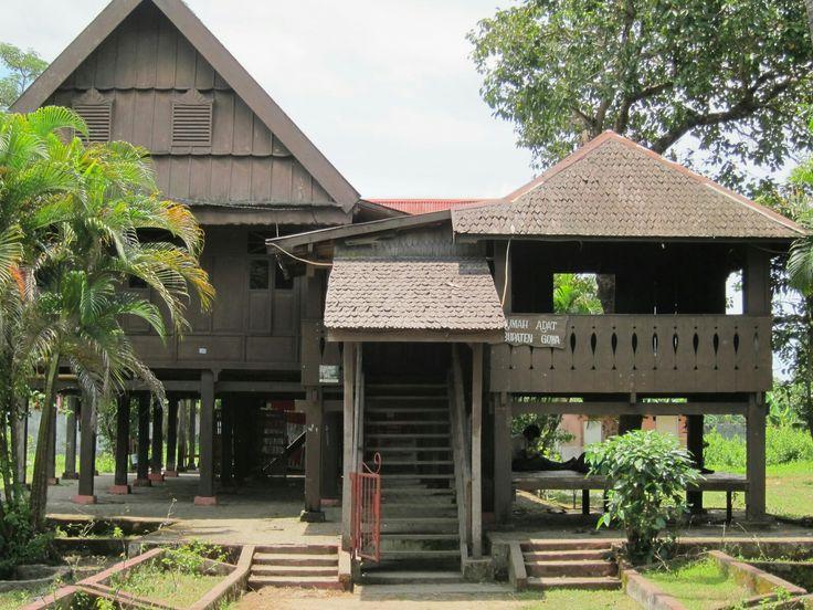 Rumah adat Kabupaten Gowa, Sulawesi Selatan