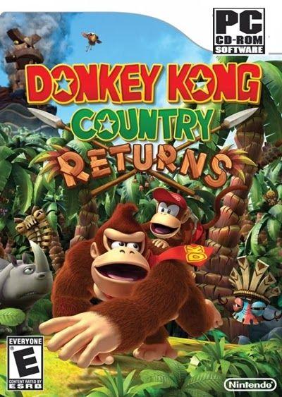 Donkey Kong Country Returns 2012 Juego PC Full Español        Argumento  Donkey Kong Country Returns Juego para Pc en Español Estreno Para descargar El jue...