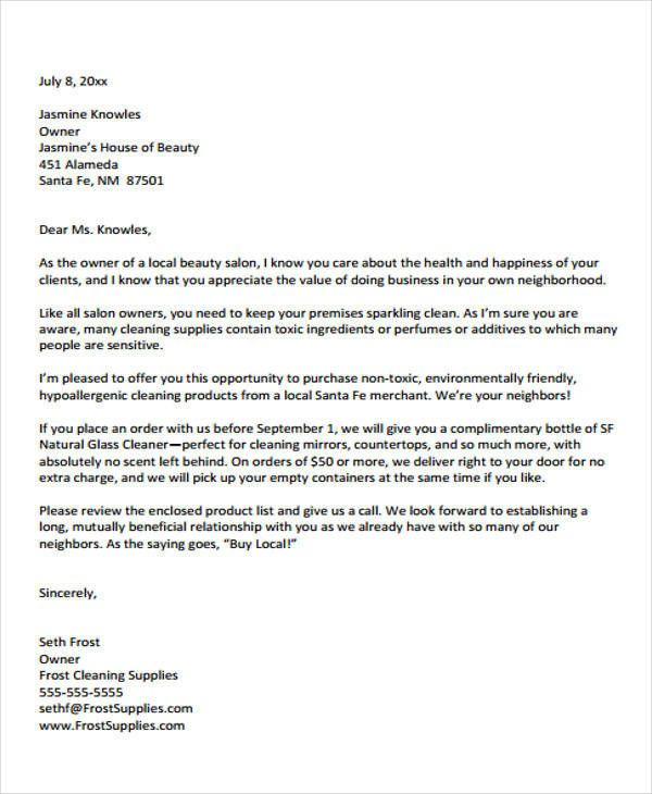 Sales Proposal Letter Awesome 44 Business Proposal Letter Examples Proposal Letter Business Proposal Letter Sample Proposal Letter