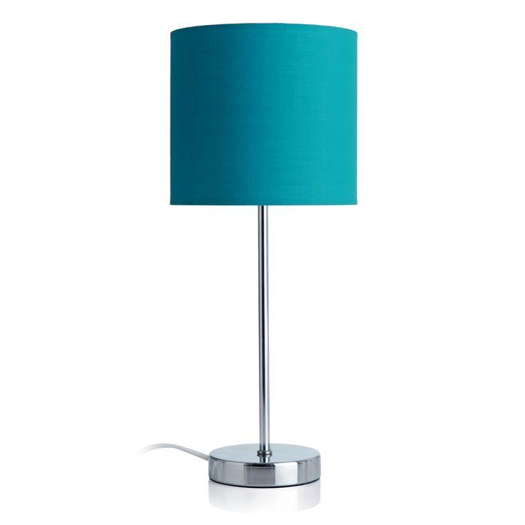 Best 25 Teal Lamp Ideas On Pinterest
