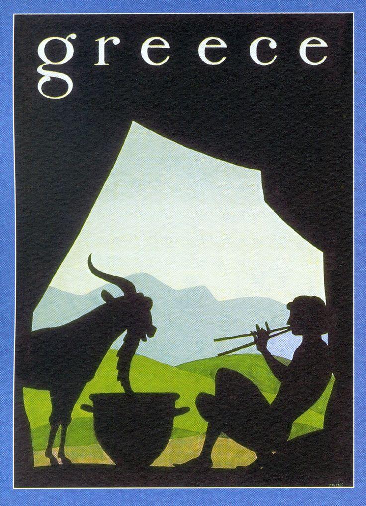 Greece - Poster
