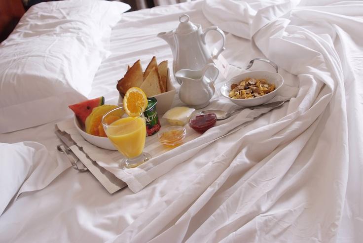 Private Breakfast // Hotel Palma de Mallorca - Majorca