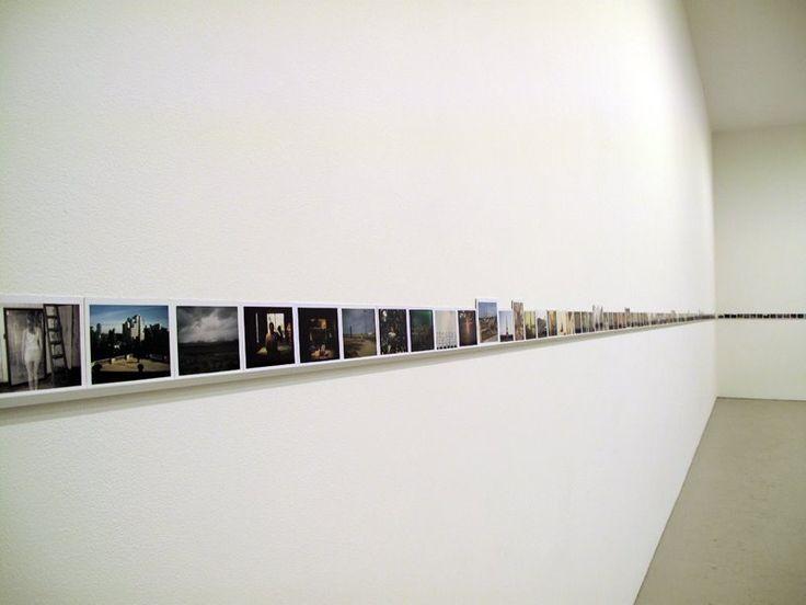 "Philip-Lorca DiCorcia's ""Thousand"" at David Zwirner Gallery, via Primeira Avenida."