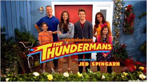 make sure to watch the new tv show called the thundermans on nickaloden