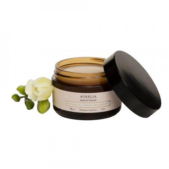 Botanical Cream Deodorant | New | Aurelia Probiotic Skincare | Organic Skincare
