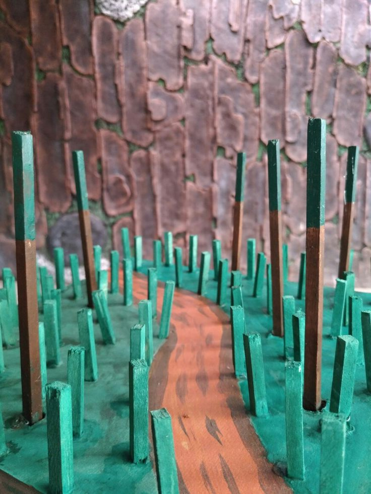 """XYZ 360° Project """"Forests In The Woods"""" by Mochammad Hanif Djawawi - DD1/A1"""