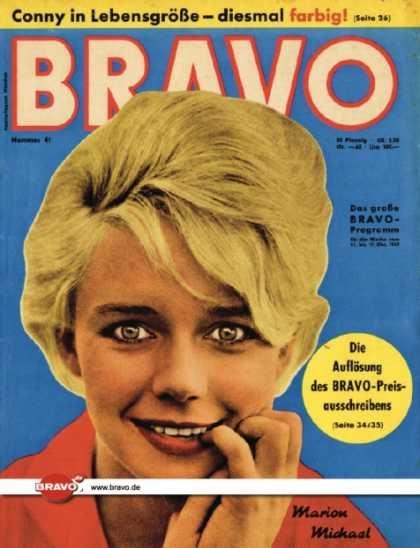 Bravo - 41/59, 06.10.1959 - Marion Michael
