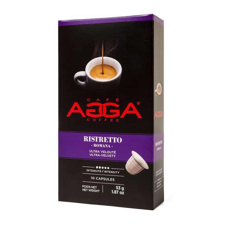Personal Edge : Agga 99089 Ristretto Romana Coffee