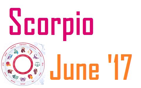 Weekly Monthly Horoscope Prediction 2017 - 2018: Scorpio Monthly Horoscope June 2017