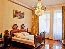 Klasyczne wyposażenie apartamentów Florian Kraków
