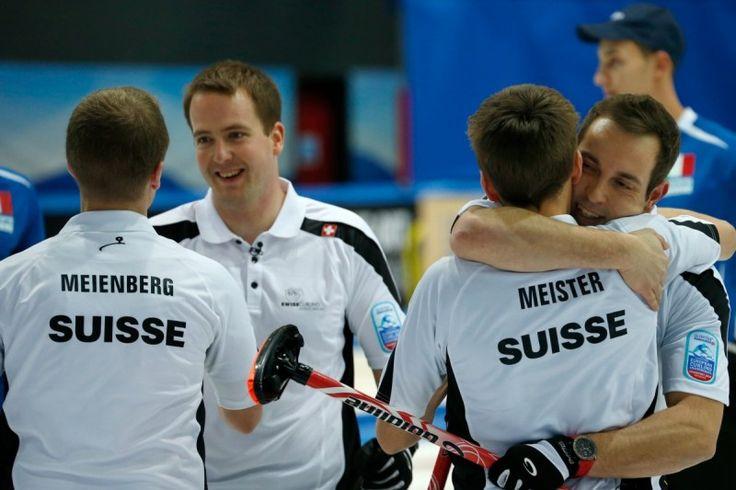 Le Gruyère European Curling Championships 2014 - Bronze Medal & World Challenge