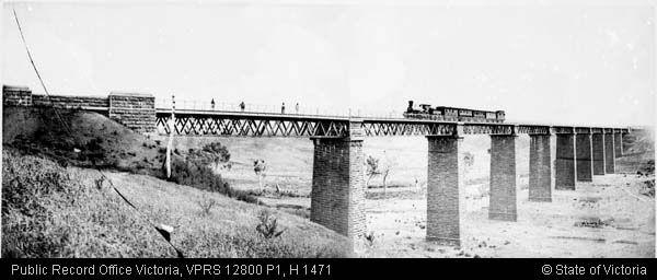 Moorabool viaduct