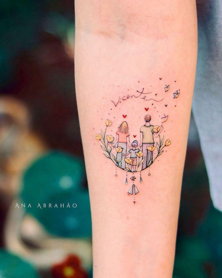 84 inspirações de tatuagens femininas para sua próxima tattoo em 2020 | Frases para tatuagem feminina, Boas ideias para tatuagem, Tatuagem delicada no braço