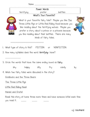 Worksheets Comprehension Passages For Grade 1 1000 images about reading comprehension on pinterest cause and fun in first grade comprehensionfluency