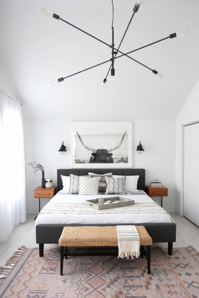 12 Clever Bedroom Lighting Ideas